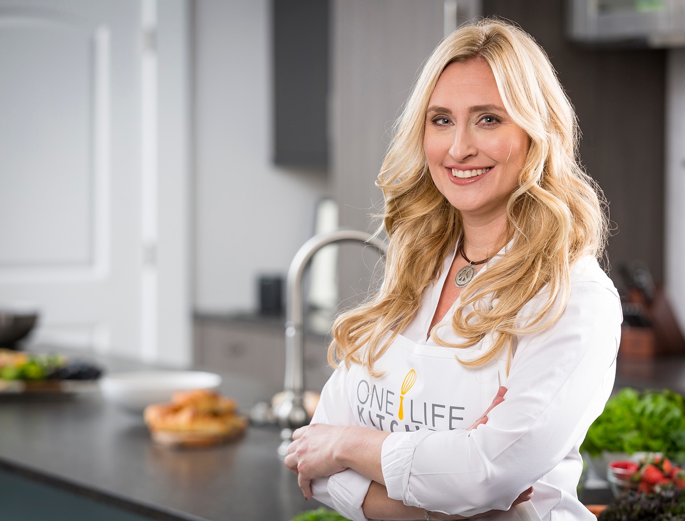 Lauren Brynjelsen - One Life Kitchen
